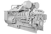 CatG3516B LE GAS ENGINE