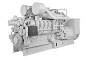 CatG3516B LE GAS ENGINEs